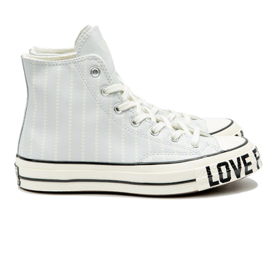 Chuck 70 Hi Love Fearlessly Leather | Photon Dust