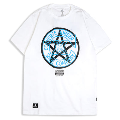 Converse Converse X NEIGHBORHOOD Tee | White - CROSSOVER