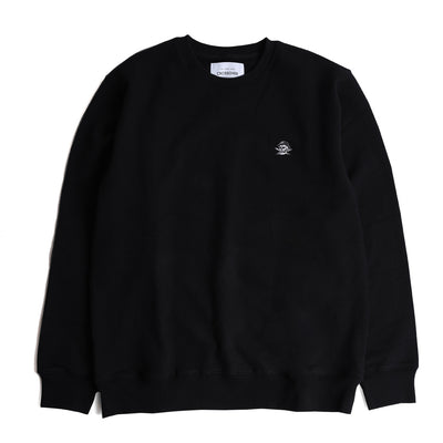 Crossover Signature Crewneck | Black - CROSSOVER