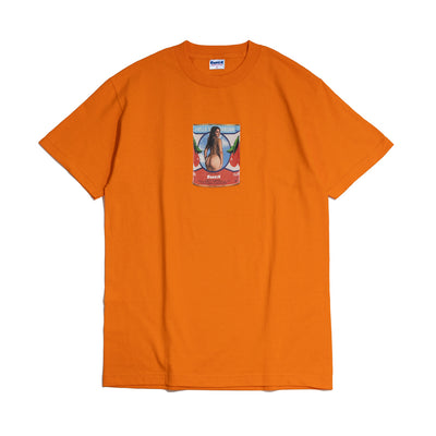 Nappi Can Tee | Orange