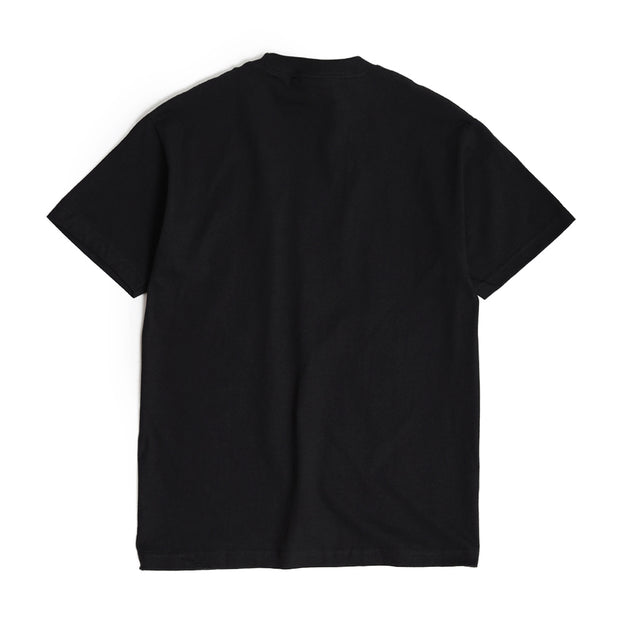 Fuct Safety Pin Tee | Black - CROSSOVER