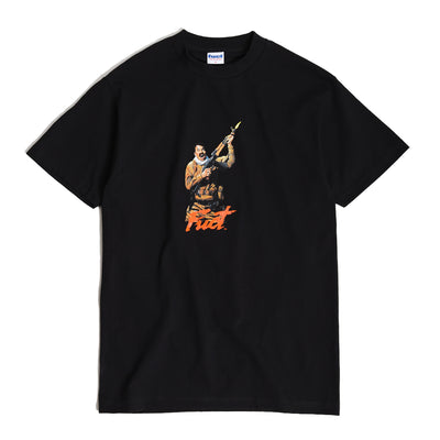 Fuct Scream Tee | Black - CROSSOVER