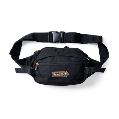 Fuct Tactical Waist Bag | Black - CROSSOVER