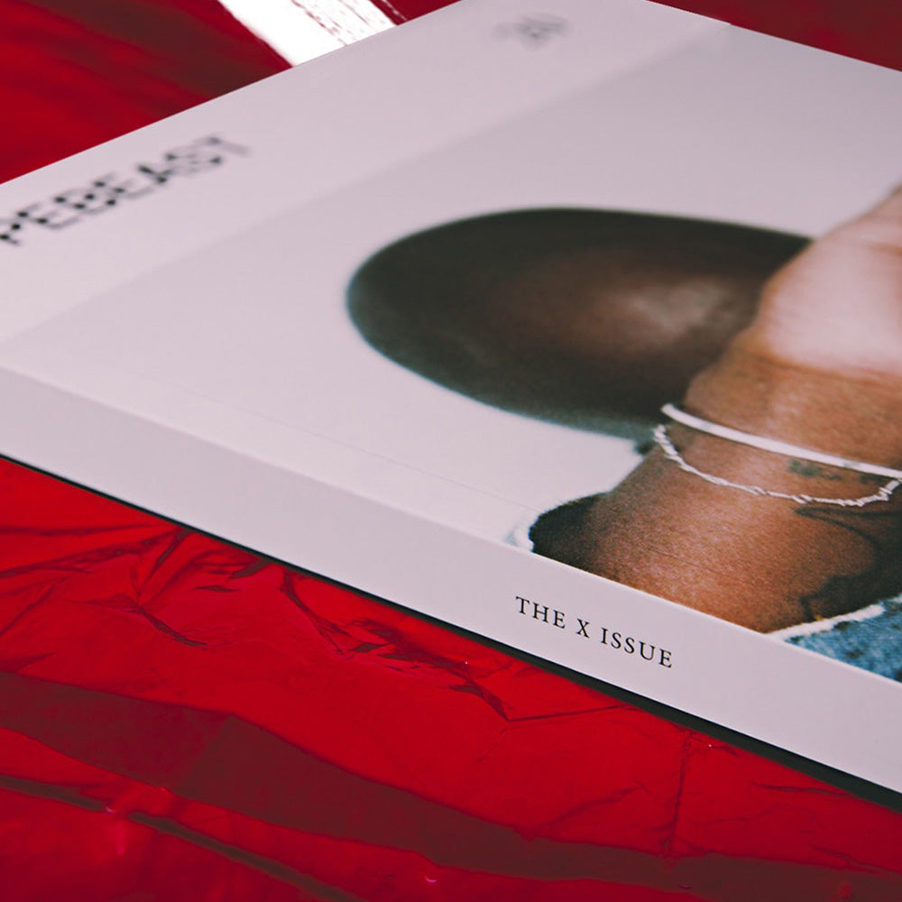 Hypebeast ISSUE 20: The X Issue with Virgil Abloh - CROSSOVER ONLINE