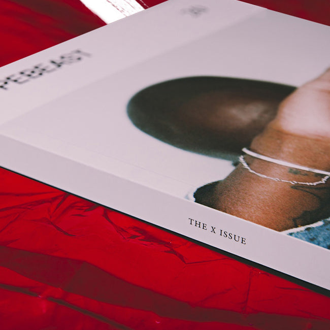 ISSUE 20: The X Issue with Virgil Abloh