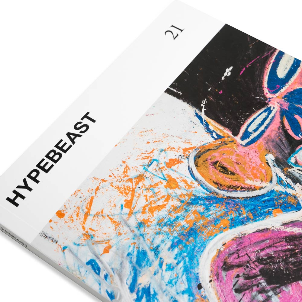 Hypebeast ISSUE 21: The Renaissance Issue - CROSSOVER ONLINE