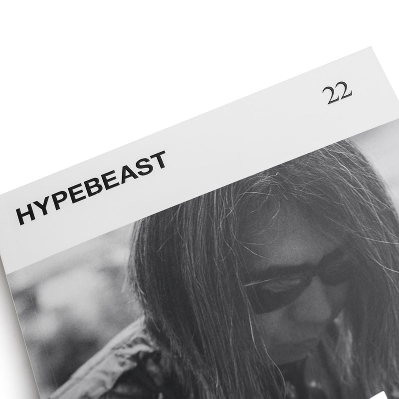 Hypebeast ISSUE 22: The Singularity Issue - CROSSOVER ONLINE
