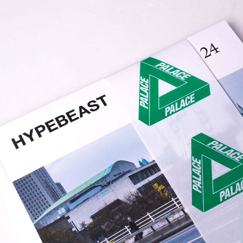 Hypebeast ISSUE 24: The Agency Issue - CROSSOVER