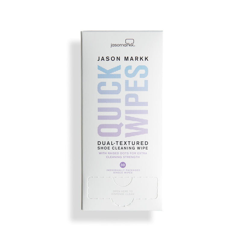 Jason Markk Jason Markk Quick Wipes - 30 Pack - CROSSOVER