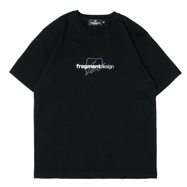 Medicom x Fragment Design W Logo BE@RTEE | Black