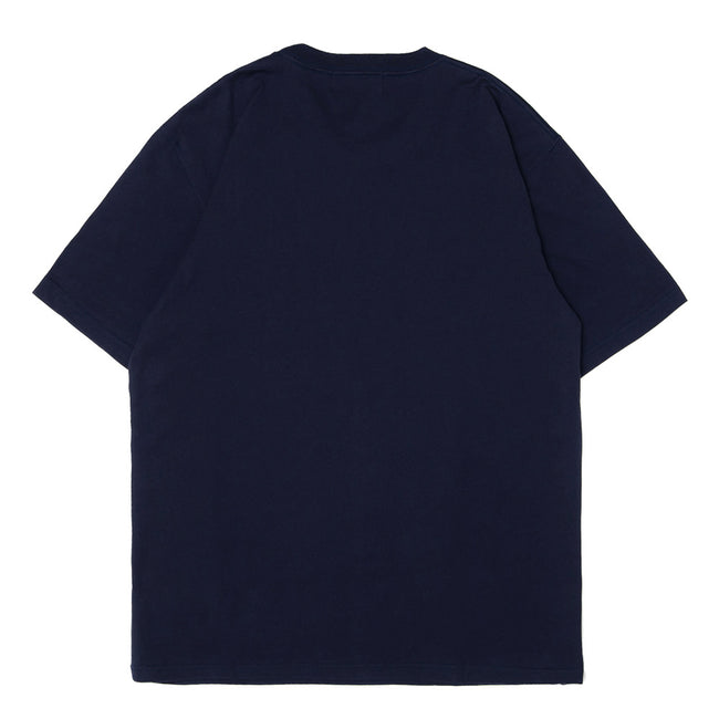 Medicom x Fragment Design W Logo BE@RTEE | Navy