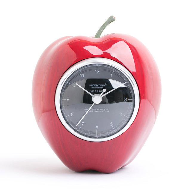 Undercover x Medicom GILAPPLE Clock | Red