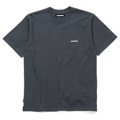 Classic SS Tee | Charcoal