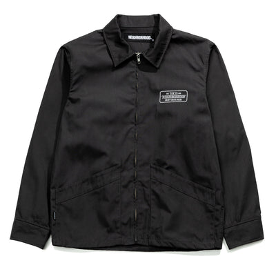 Drizzler EC Jacket | Charcoal