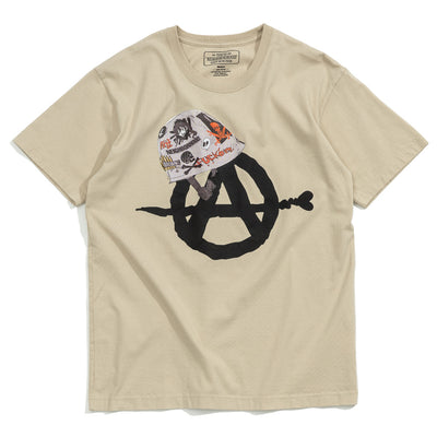 Neighborhood x Jun Inagawa NHJI-3 Tee | Sand