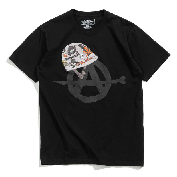 Neighborhood x Jun Inagawa NHJI-3 Tee | Black