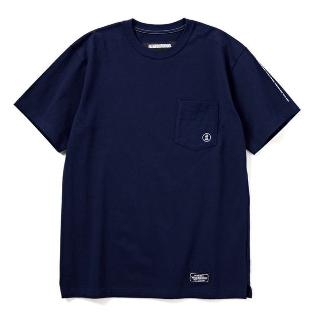 NeighborhoodClassic-P Tee | Navy - CROSSOVER