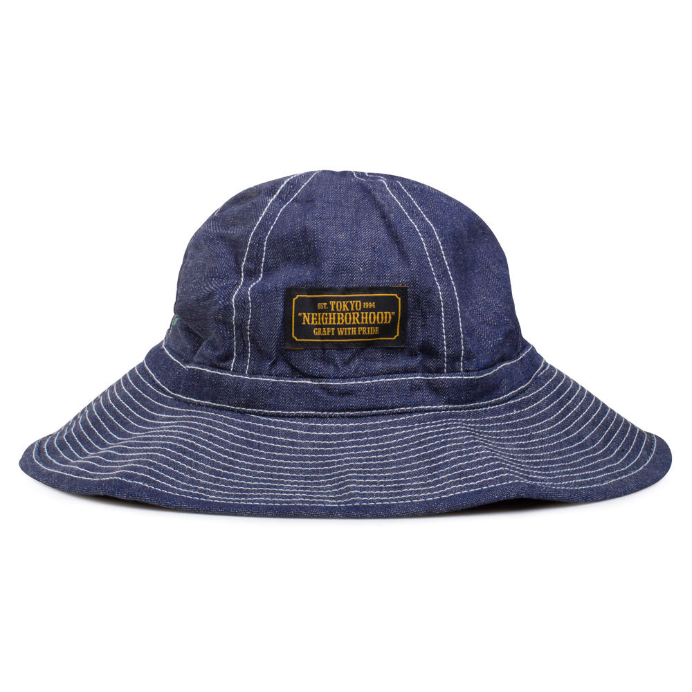 Neighborhood Crew C-Hat | Indigo - CROSSOVER