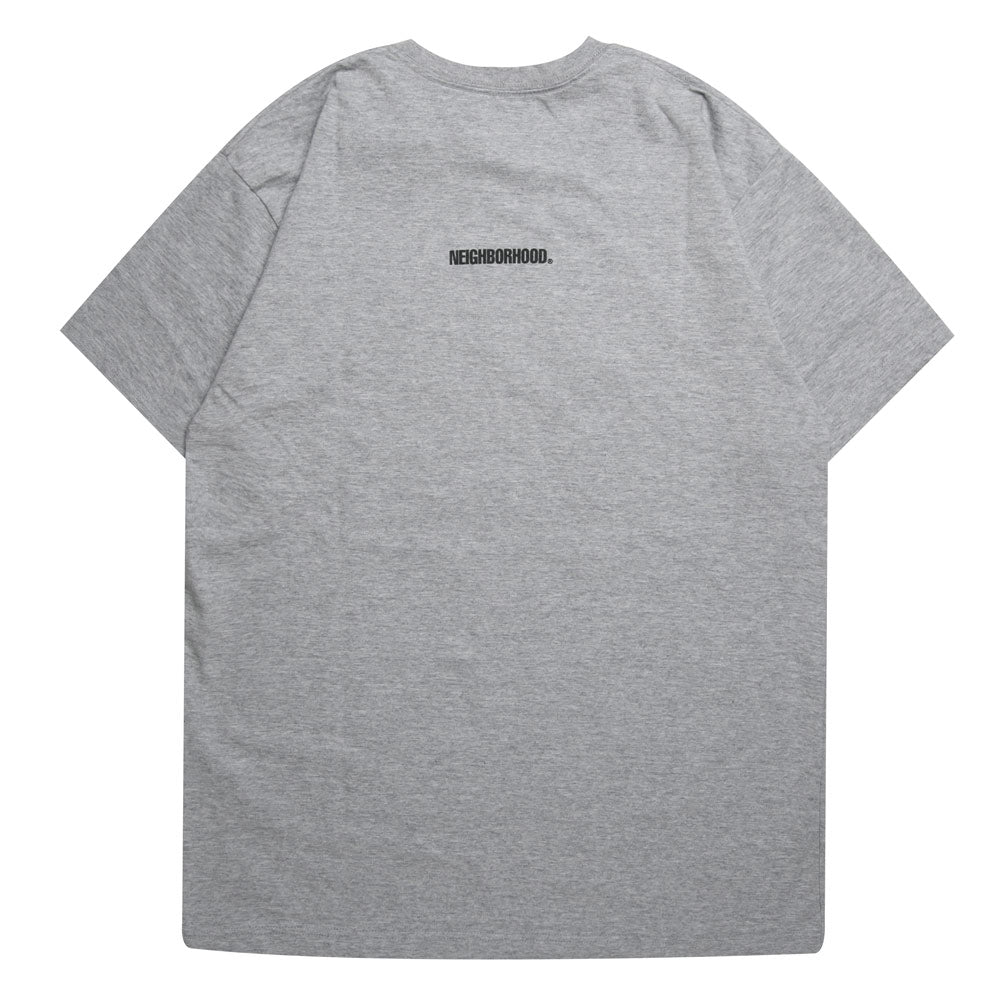 Neighborhood Dead Man C-Tee | Grey - CROSSOVER ONLINE