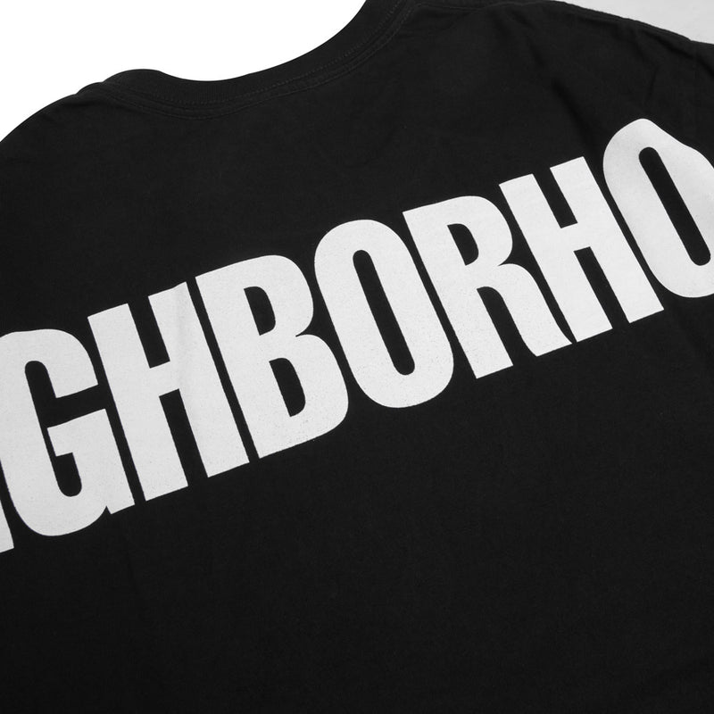 Neighborhood Future Tee | Black - CROSSOVER ONLINE