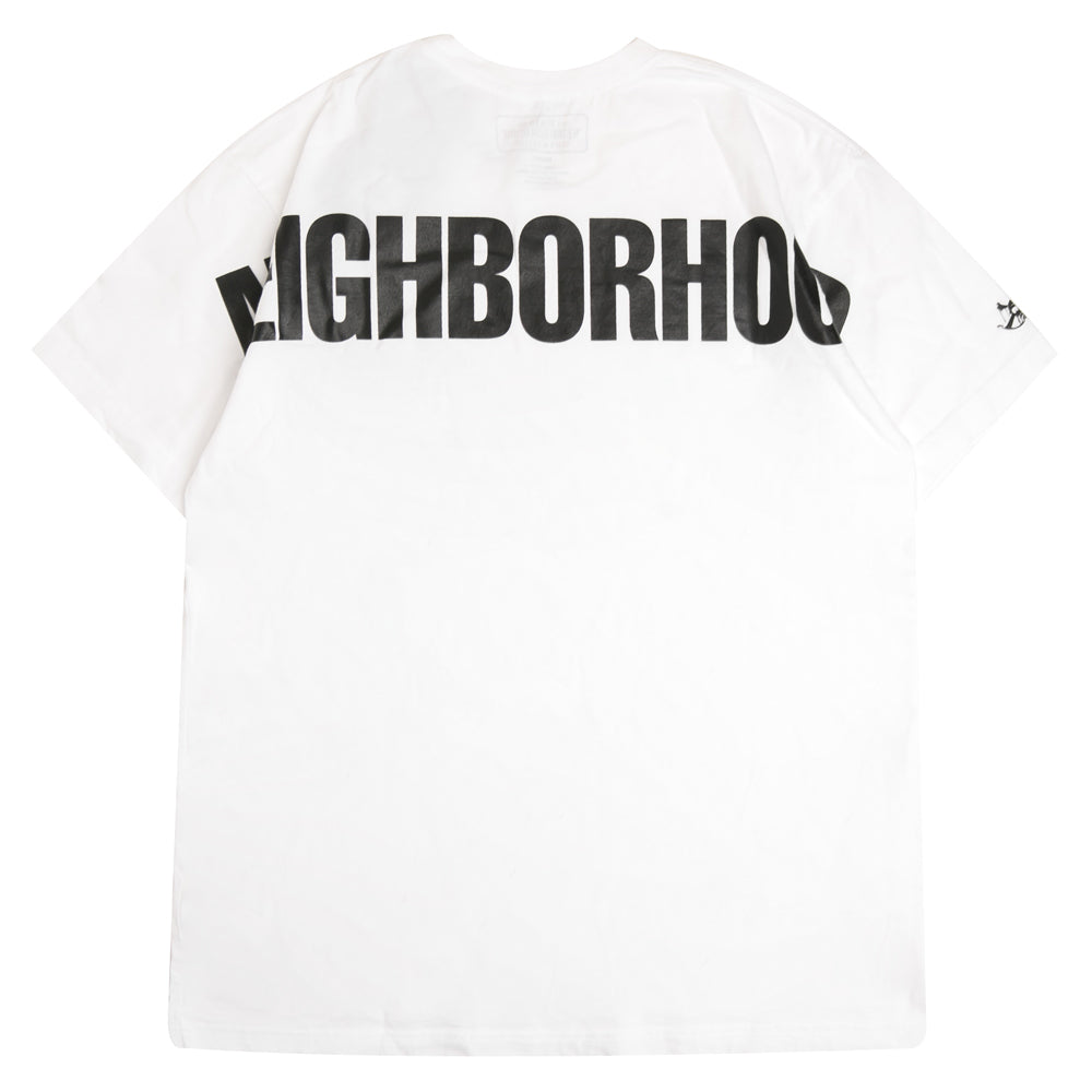 Neighborhood Future Tee | White - CROSSOVER ONLINE