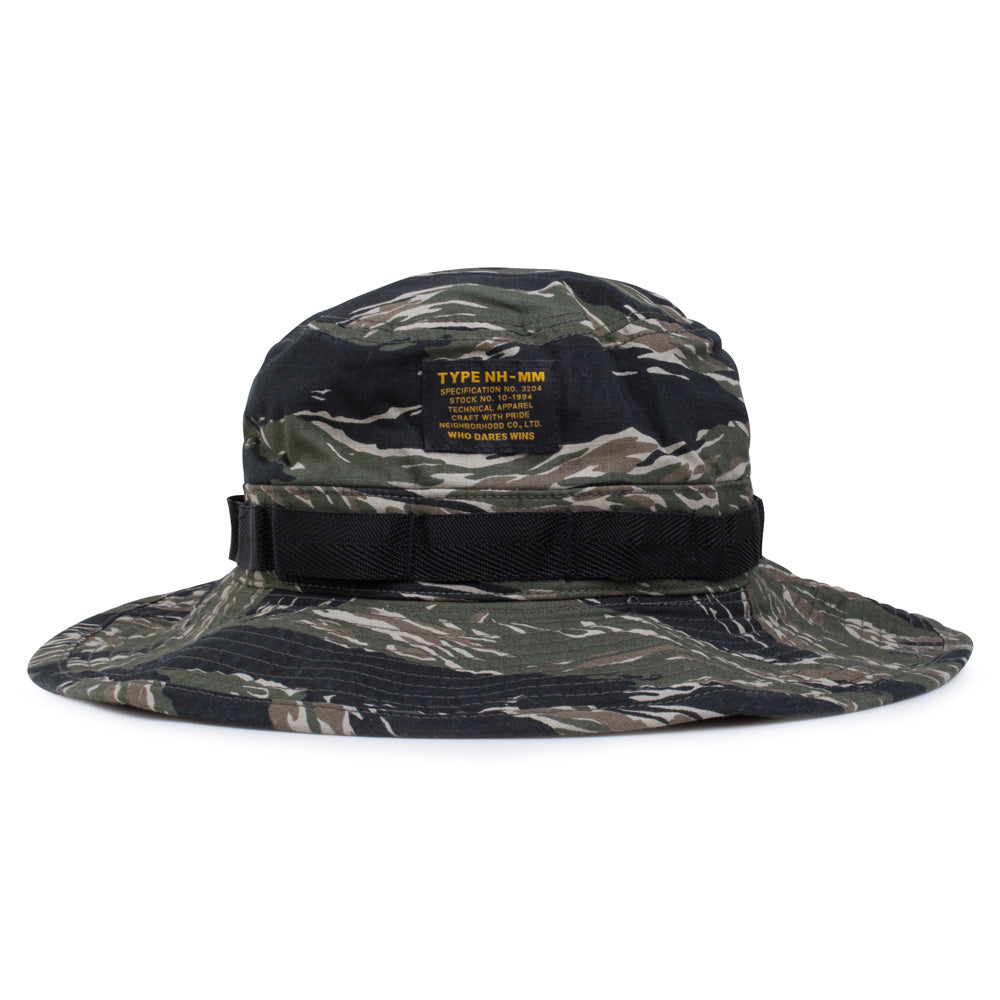 MIL Boonie C-Hat | Tiger Stripe