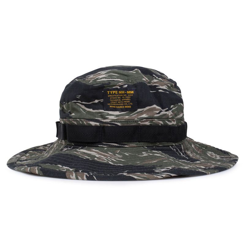 Neighborhood MIL Boonie C-Hat | Tiger Stripe - CROSSOVER ONLINE