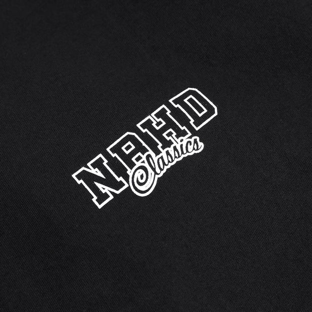 Neighborhood NH Classics Tee | Black - CROSSOVER
