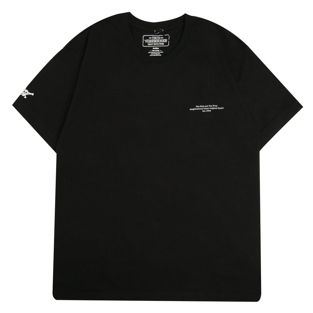 Neighborhood OG Tee | Black - CROSSOVER ONLINE