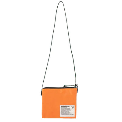 Sacoche Shoulder Bag | Orange