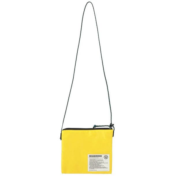 Sacoche Shoulder Bag | Yellow