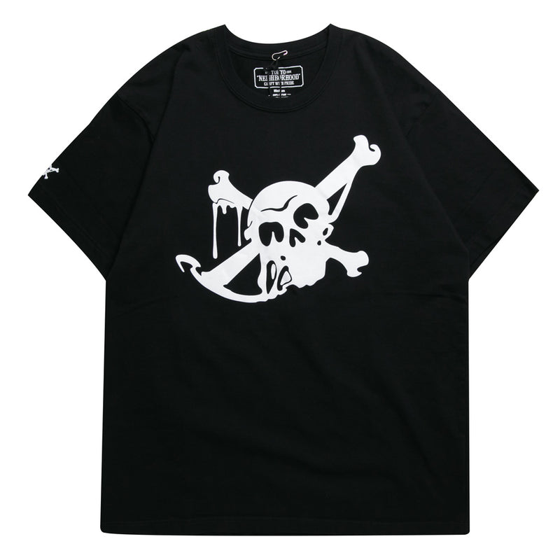 NEIGHBORHOOD x Cali Thornhill Dewitt CTDNH-1 Tee | Black