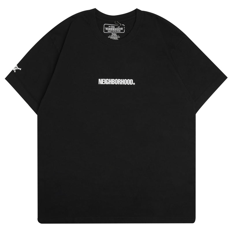 Neighborhood Squad Tee | Black - CROSSOVER ONLINE