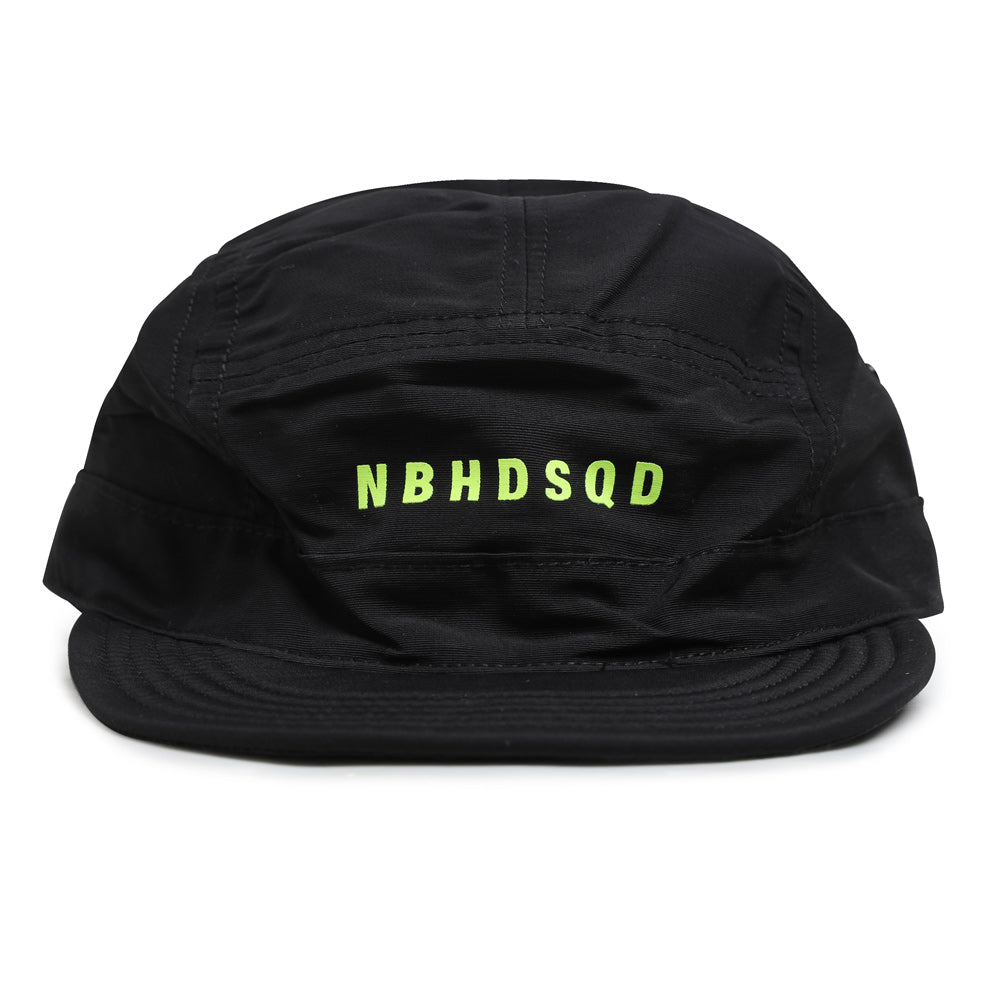 Neighborhood Waves CN Cap | Black - CROSSOVER