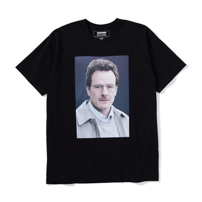 NeighborhoodNeighborhood x Breaking Bad Mr. White Tee | Black - CROSSOVER