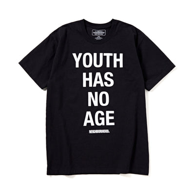 NeighborhoodYouth Tee | Black - CROSSOVER