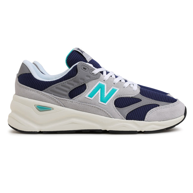 New Balance X-90 TTI Reconstructed | Grey - CROSSOVER