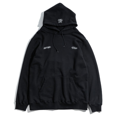 Neighborhood x Mister Cartoon NHMC LS Hooded | Black