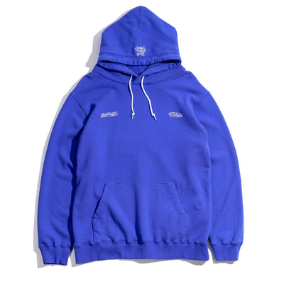 Neighborhood x Mister Cartoon NHMC LS Hooded | Blue
