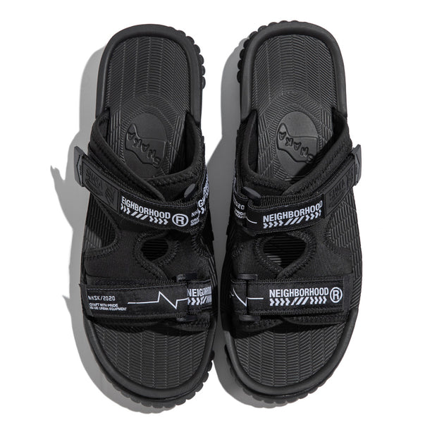 Chill Out PE-Sandal | Black