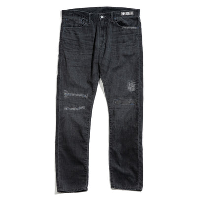 Savage Cord CE-Pant | Black