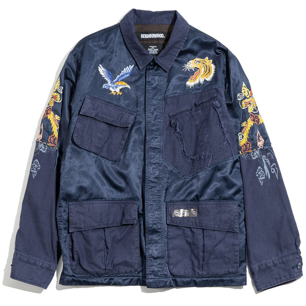 Souvenir CR-Jacket | Navy