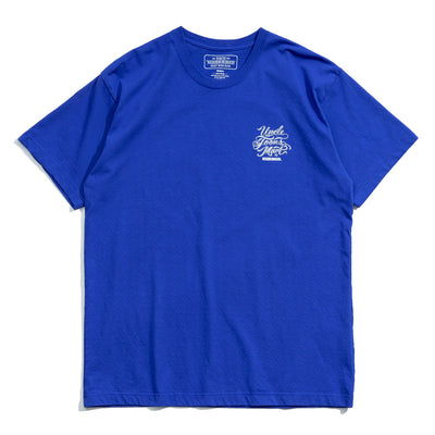 Neighborhood x Mister Cartoon Toons Mart-1 C-Tee | Blue