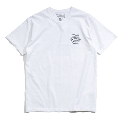 Neighborhood x Mister Cartoon Toons Mart-1 C-Tee | White