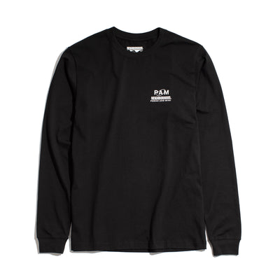 NEIGHBORHOOD x P.A.M. LS Tee | Black