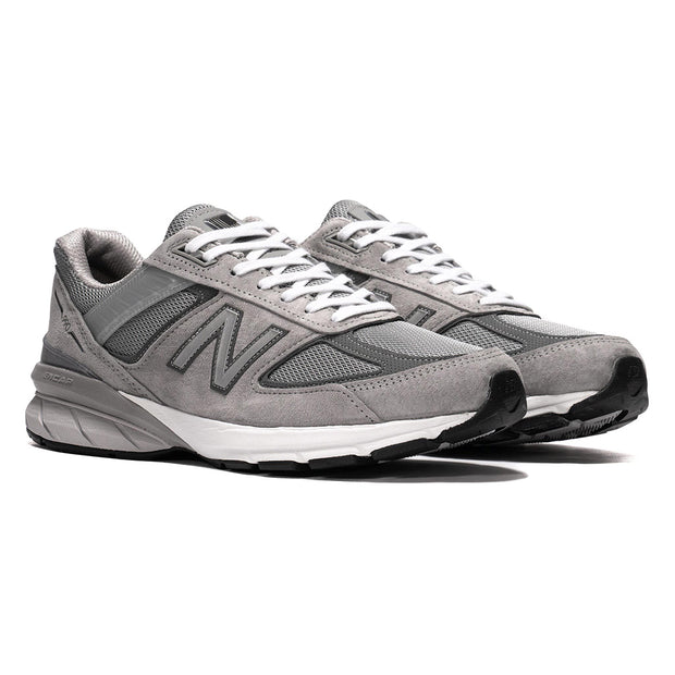 New Balance M990GL5 Made in US | Grey - CROSSOVER