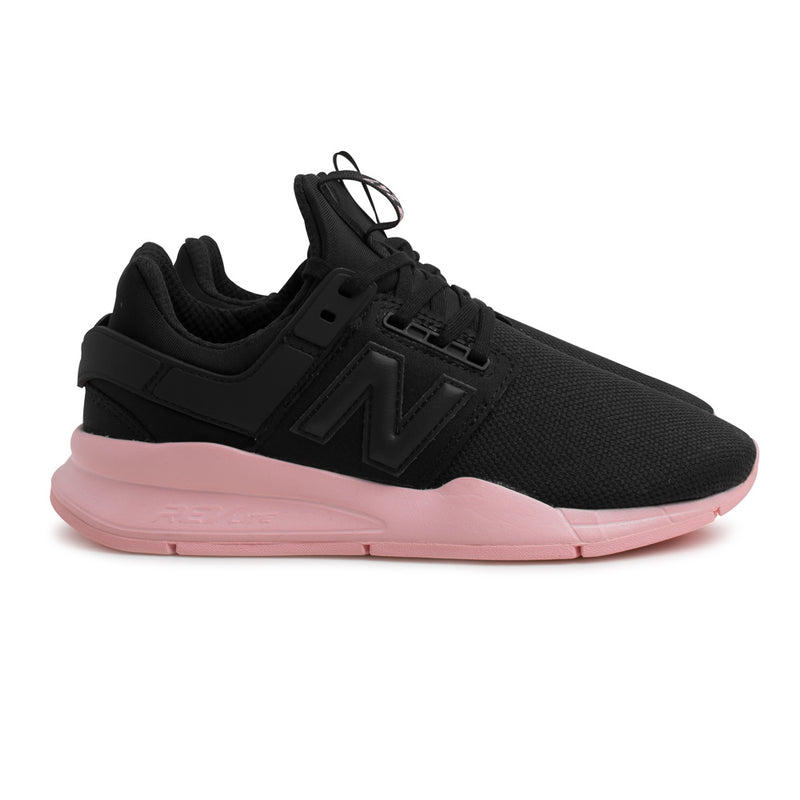New Balance Women's WS247OA 'Haptic Metallic' | Black Pink - CROSSOVER
