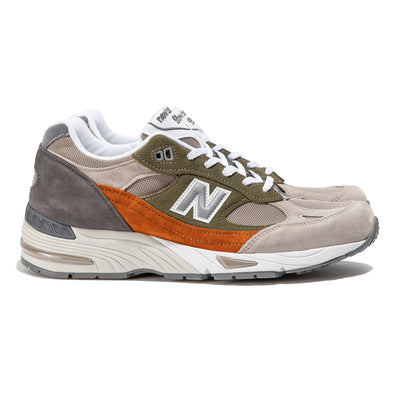 New BalanceM991NGO Made in UK | Nude - CROSSOVER