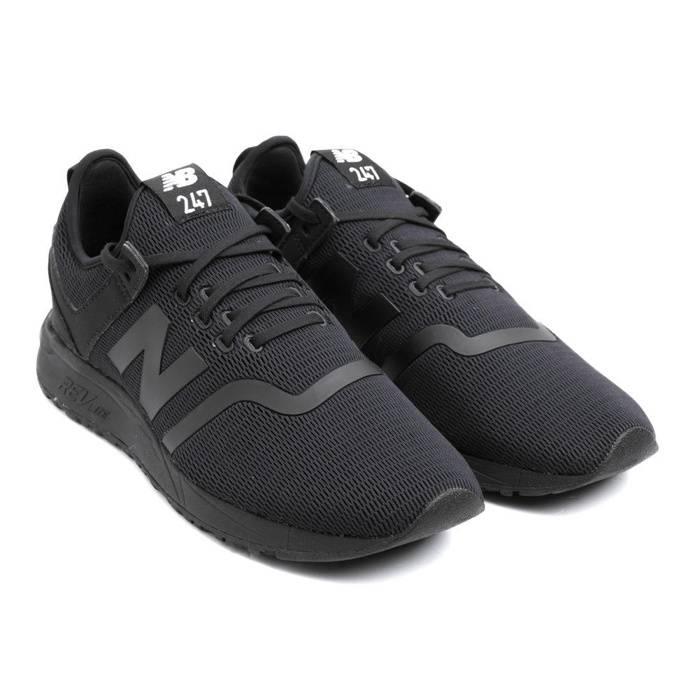New BalanceMRL247DA Decon | Black - CROSSOVER ONLINE