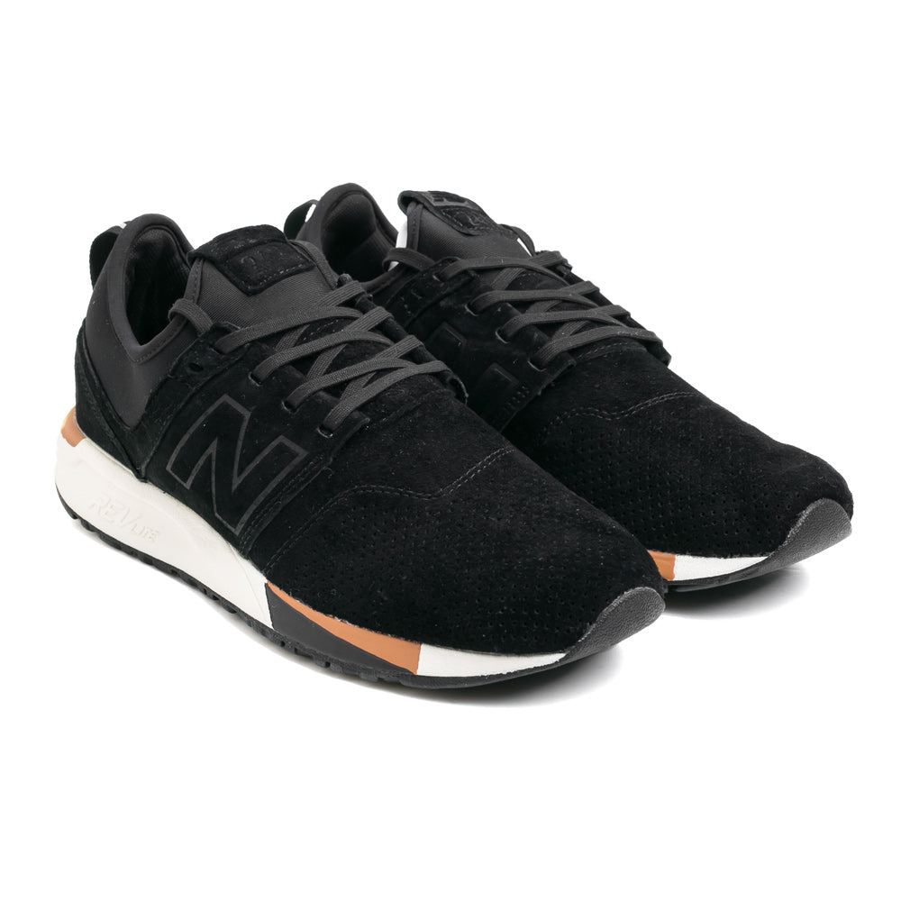 New BalanceMRL247WU Luxe | Black - CROSSOVER ONLINE